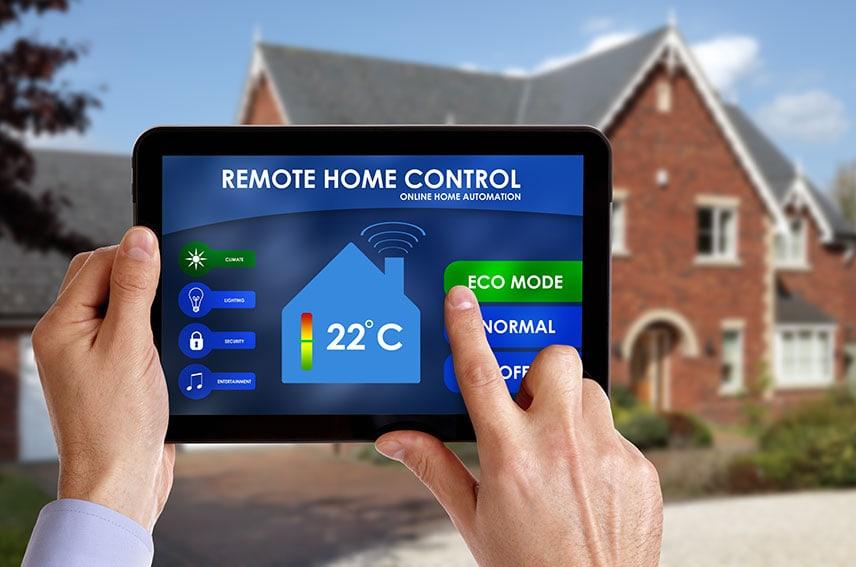 remote smart home ideas