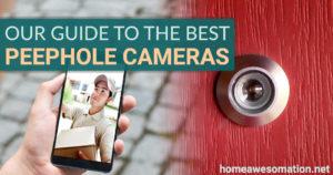 pest peephole camera