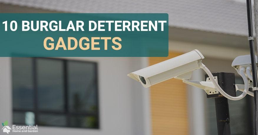 burglar deterrent gadgets