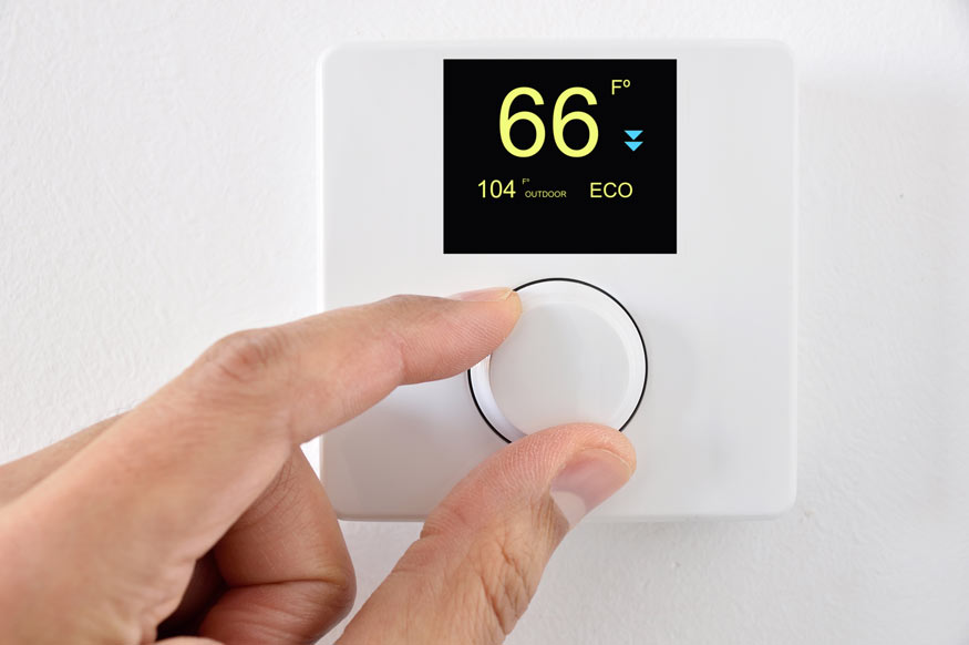 using a wifi thermostat