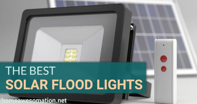 solar flood lights