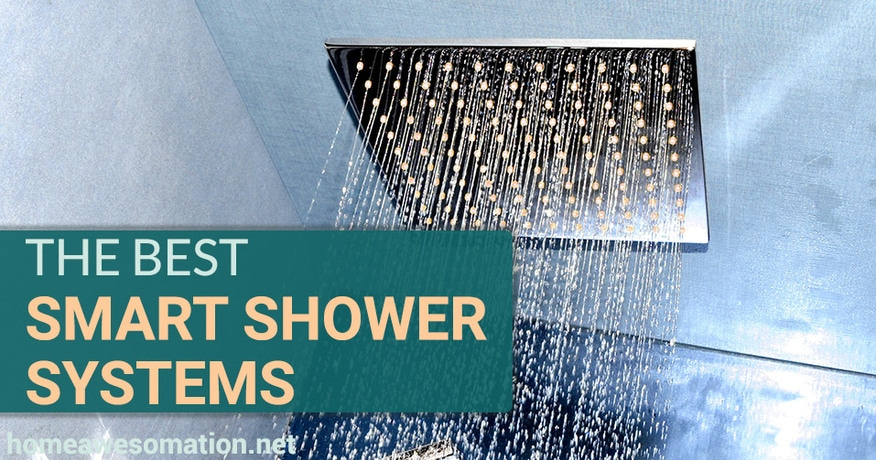 best smart shower systems