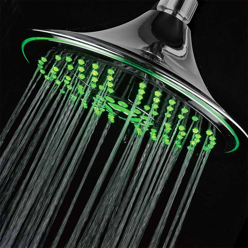 1486 Ultra-Luxury Adjustable Shower Head