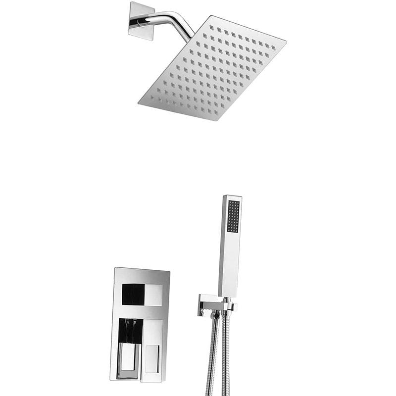 Sumerain S3218CL LED Soft Rain Shower Head